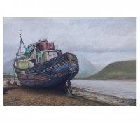 Amy Horton : Private Yacht: The Corpach Wreck