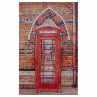 Morryce Maddams : The Red Telephone Box